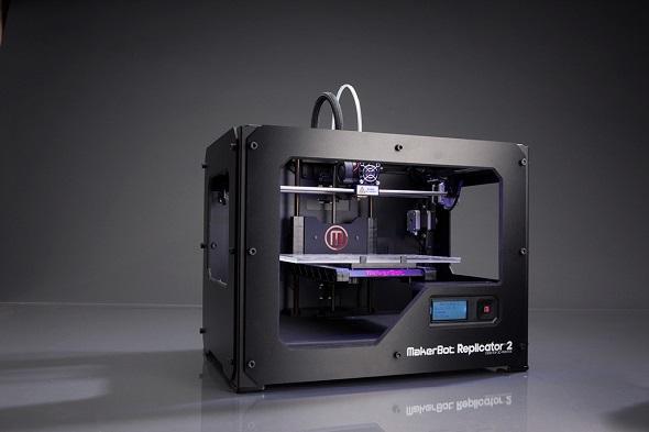Tiskárny MakerBot disponují robustním designem. Zdroj: MakerBot