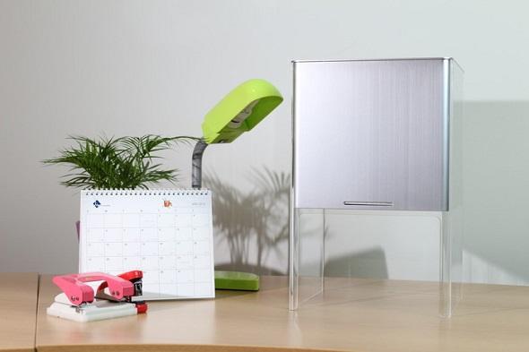 Jedním z cílů tiskárny Bucaneer je nabídnout jednoduchou obsluhu s minimalistickým designem. Zdroj: Pirate 3D