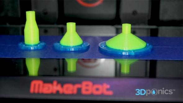 Vytiskněte si hydroponický systém na MakerBotu