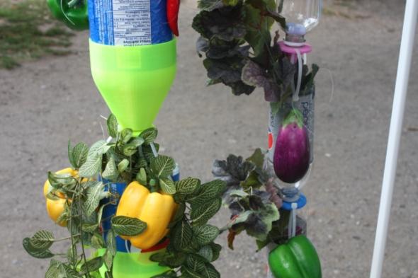 Hydroponie se zabývá pěstováním rostlin bez půdy vživném roztoku. Hydroponický systém si můžete navrhnout dle svých představ a vytisknout na 3D tiskárně. Foto: Garden Culture