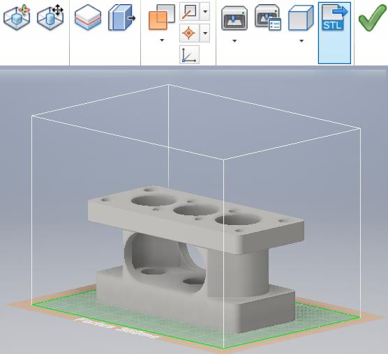 Inventor Professional 2016 od Autodesku se zaměřuje také na lepší podporu 3D tisku (zdroj: Autodesk)