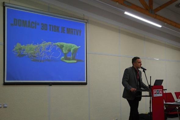 Ani druhá z přednášek Jana Homoly se nevyhýbala kontroverzním tématům (foto: Tomáš Vít)
