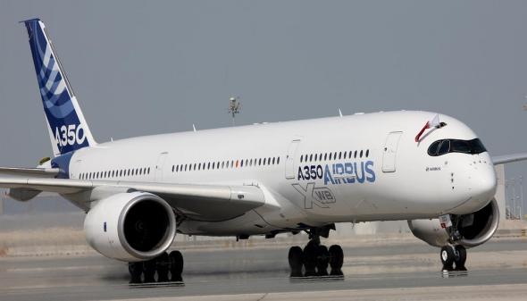 Společnost Airbus používá 3D tisk pro výrobu dílů zpryskyřice. Foto: Airbus