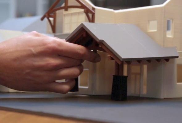 Nová aplikace Hsb 3D Printing má usnadnit přípravu architektonických modelů pro 3D tisk (zdroj: HsbLabs)