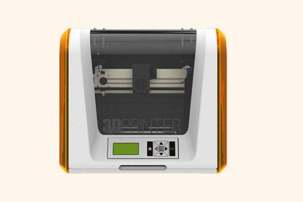 Pod značkou XYZprinting najdeme například v USA populární 3D tiskárny da Vinci Jr. pro děti a dospívající (zdroj: XYZprinting)