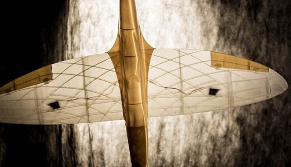 Propracovaná nosná konstrukce přispívá k odlehčení výtisků (foto: 3D LabPrint)