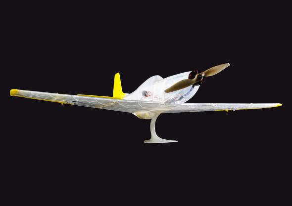 Míra propracovanosti konstrukce zaujala RC modeláře v Evropě i zámoří (foto: 3dLabPrint)