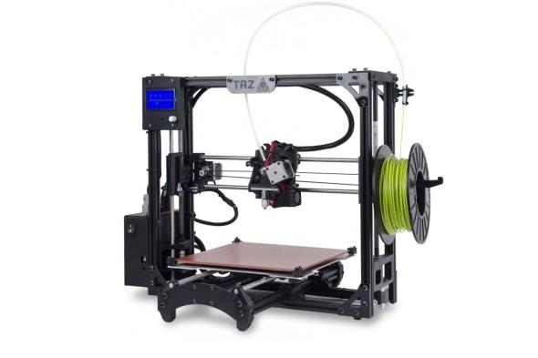 TAZ5 je už pátou generací spolehlivých a otevřených tiskáren zaměřených na konstruktéry (foto: LulzBot)