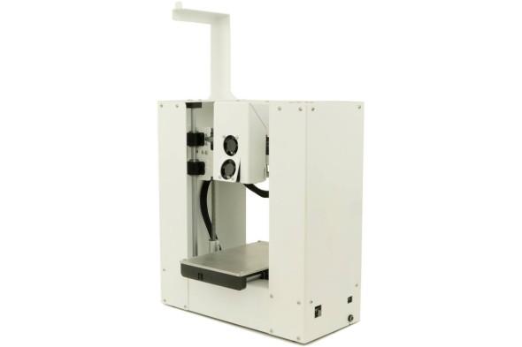 Skladný, spolehlivý, bezpečný a levný – i díky těmto vlastnostem je Printrbot Play ideální tiskárnou pro výuku (foto: Printrbot)