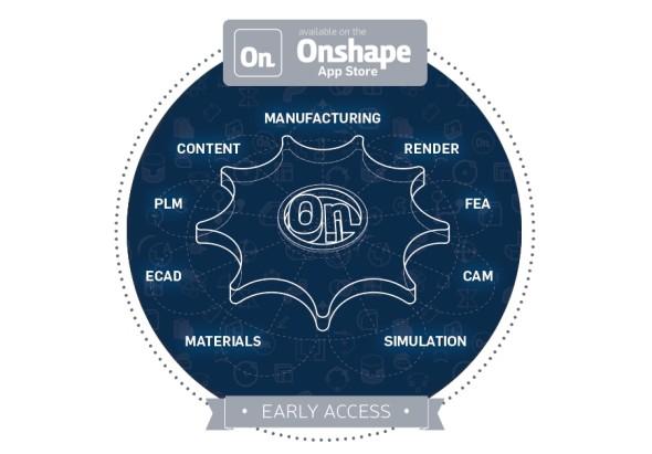 Chystaný on-line obchod s aplikacemi má dále rozšířit možnosti cloudového CAD řešení