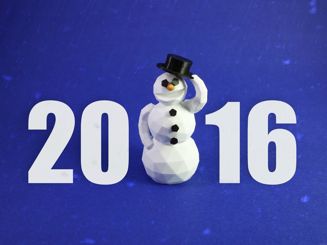 2016: Rok dlouho očekáváných inovací ve světě 3D tisku