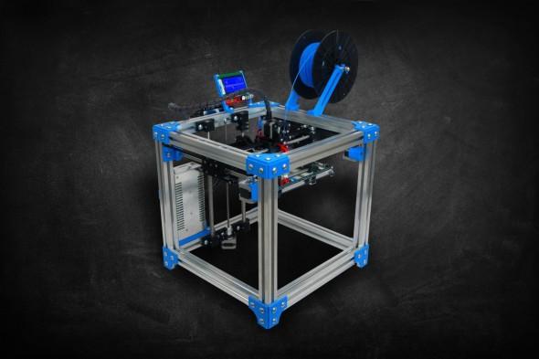 Atraktivní první cenou je česká 3D tiskárna Kryal Cube (foto: 3D Aréna)