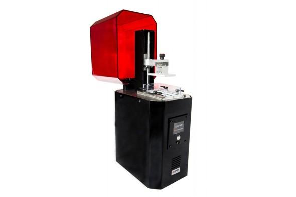 3Dwarf Precision zaujme pohledným, střídmým designem (foto: Futur3D)
