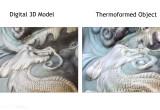 Nová metoda může usnadnit i zlevnit výrobu plnobarevných modelů (foto: ETH Zürich a Disney Research)