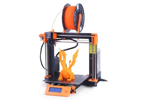 Nová 3D tiskárna Prusa i3 MK2 ctí konstruktérský rukopis předchozí verze, avšak přináší důležitá vylepšení (foto: Prusa Research)