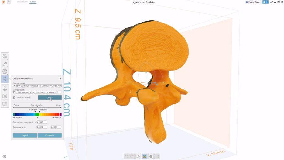 Z nástroje Autodesk Memento, vynikajícího třeba přípravou 3D modelů z fotek, je nově Autodesk ReMake