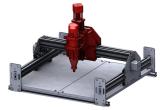 V redakcích Nových médií nestavíme jen 3D tiskárny. Kolegové se nedávno pustili také do stolní CNC frézky