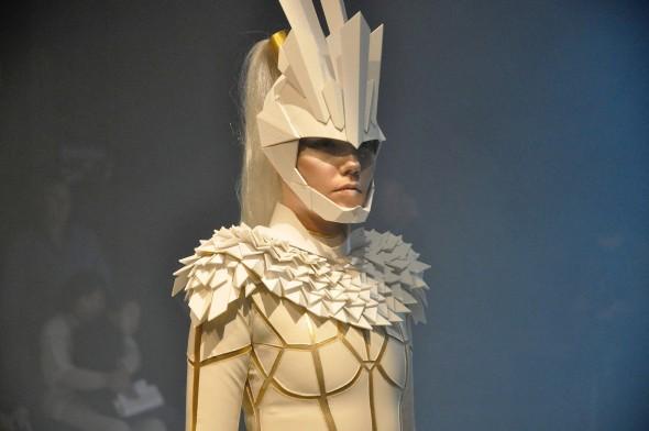 Spojení 3D tisku přináší do oblasti módní tvorby zcela nové možnosti (foto: Fashion.stl)
