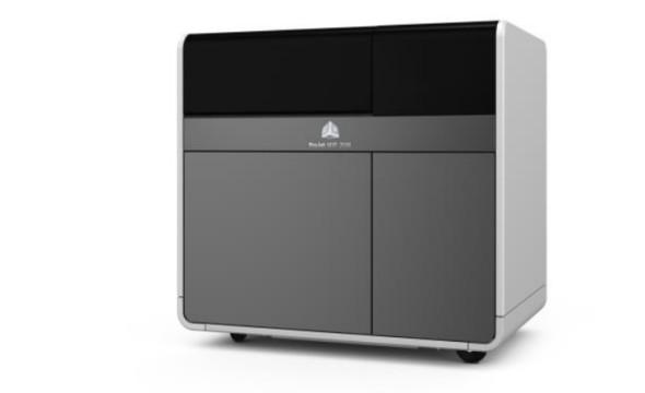 ProJet MJP je designově čisté, nenápadné zařízení (zdroj: 3D Systems)