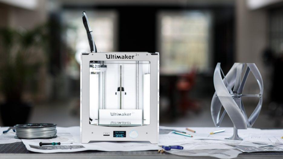 Připomenutí soutěže: Vyhrajte špičkovou 3D tiskárnu Ultimaker 2+ za nejoriginálnější 3D model