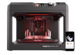 Nový MakerBot Replicator+ vsadil na cestu vylepšení  předchozího modelu (foto: MakerBot)
