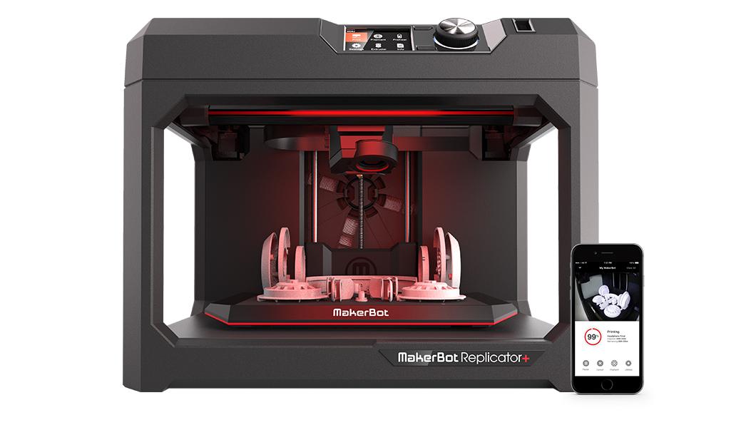 MakerBot Replicator+: Dědic ze známé rodiny (recenze 3D tiskárny)