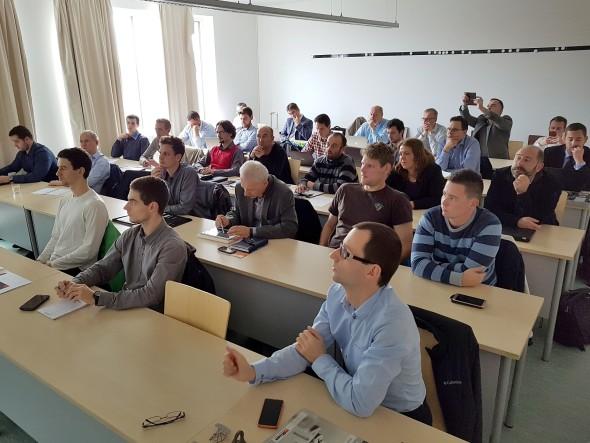 Osvětová činnost Klastru aditivní výroby ke špičkovým technologiím i možnost vzájemné výměny zkušeností přilákaly přední české experty z oblasti