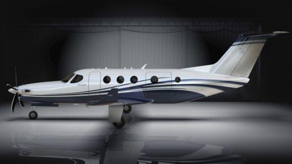 Cessna Denali se má stát malým luxusním dopravním prostředkem nové generace především pro zámožnější obchodníky (obr.: Textron Aviation)