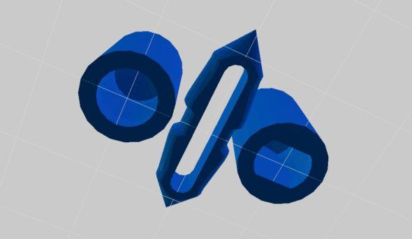 Odlehčené řešení, které umožňuje vytisknout rotující i pevný spoj, nabízí třeba sada Parametric Snap Pins (autor modelu: Emmett Lalish • licence: CC BY-SA 3.0 • obrázek: Thingiverse)