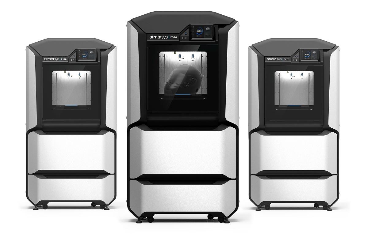 Nové FDM tiskárny Stratasys F123 míří do konstrukčních kanceláří za profesionální výrobou prototypů