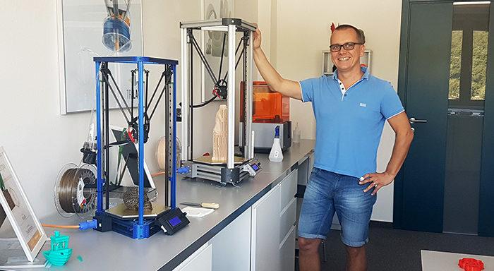 Na návštěvě v Trilabu – královéhradecký start-up má se 3D tiskem velké plány
