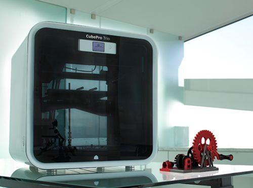 3D Systems zcela opustila produktovou linii filamentových 3D tiskáren