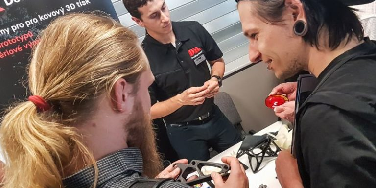 3D FÓRUM 2018 odhalilo principy konstruování pro 3D tisk