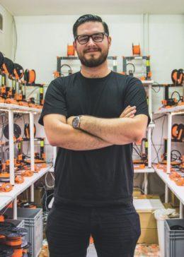 Josef Průša & spol. ovládli českého výrobce DLP tiskáren Futur3D