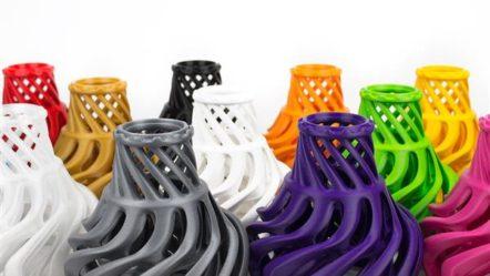 Průzkum odhalil, jaké filamenty jsou mezi uživateli 3D tiskáren nejoblíbenější