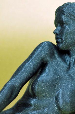 Jak se tisknou ženské akty – inspirace a tipy od zkušeného 3D modeláře
