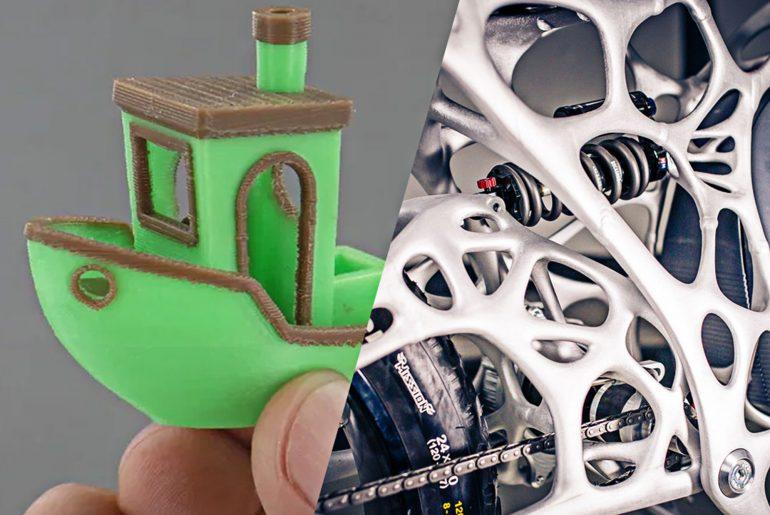 Hobby versus profi – dva světy 3D tisku, které se většinou zcela míjejí