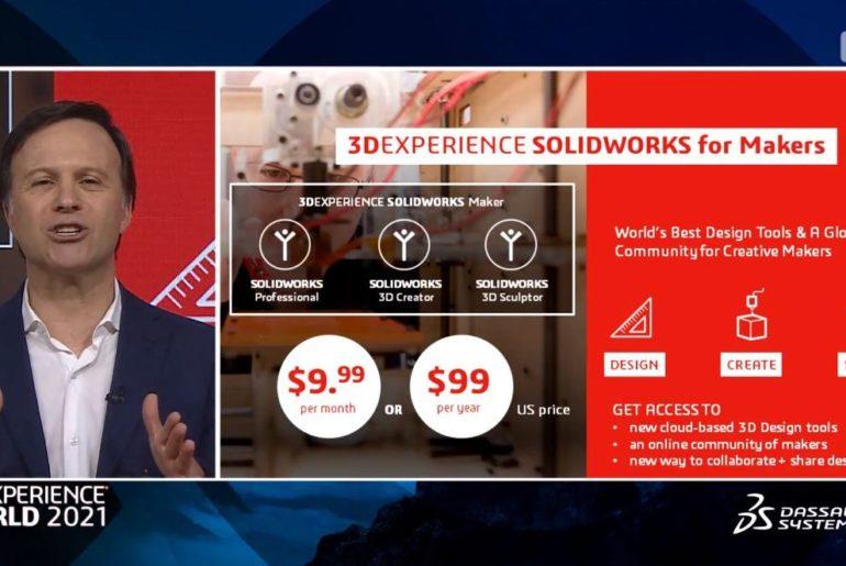 Kutilové a studenti si brzy budou moci pořídit SolidWorks doslova za pár korun